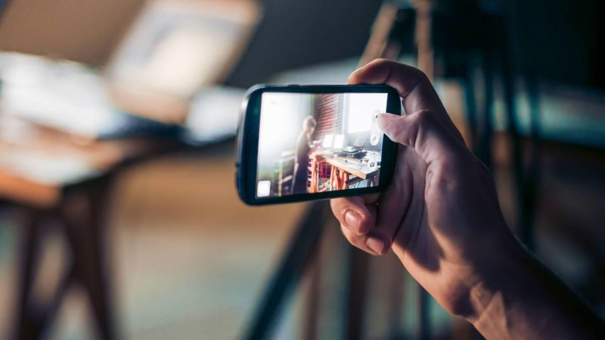 Обучение съёмке не телефон