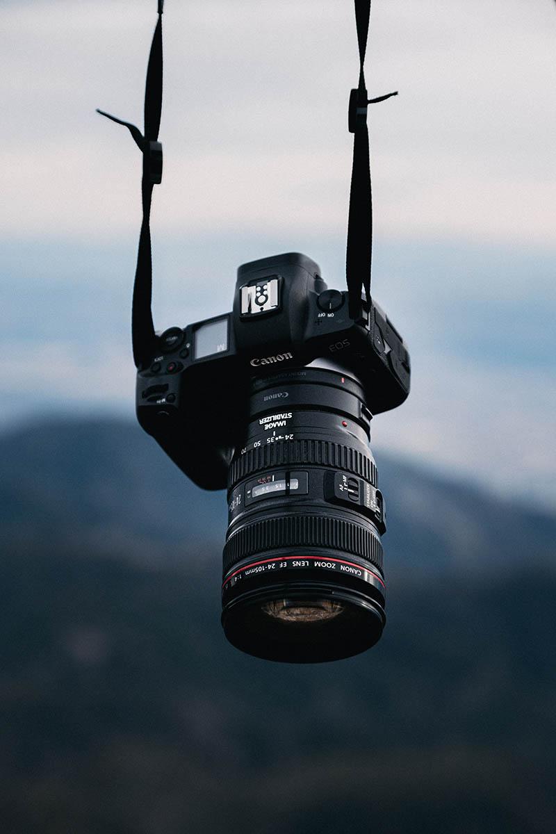бесплатный фотокурс Знакомство с камерой