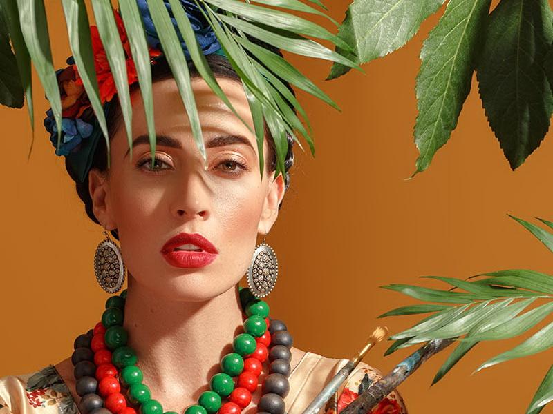 Фрида <br>Воркшоп по мотивам биографии Фриды Кало
