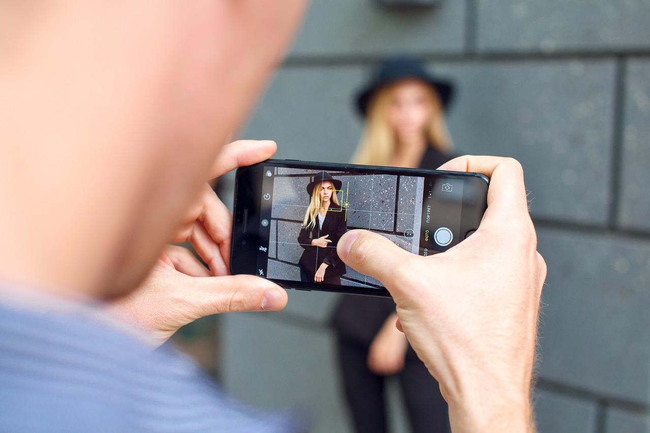 Как научиться красиво фотографировать на телефон только наличный