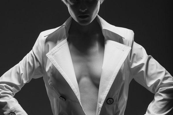 Женский портрет.  Фотограф: Макс Тимофеев